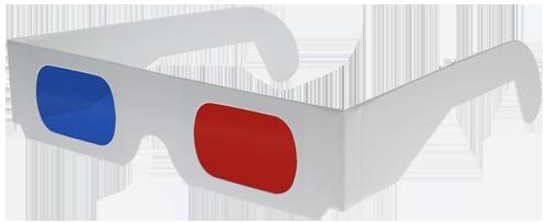 Как изготовить 3d очки в домашних